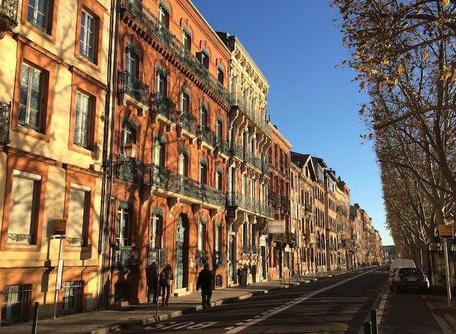 Fonte de Bayonne em Toulouse