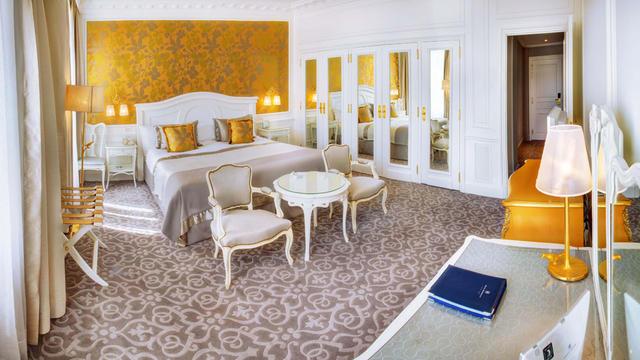 Hotel Hermitage em Monte Carlo