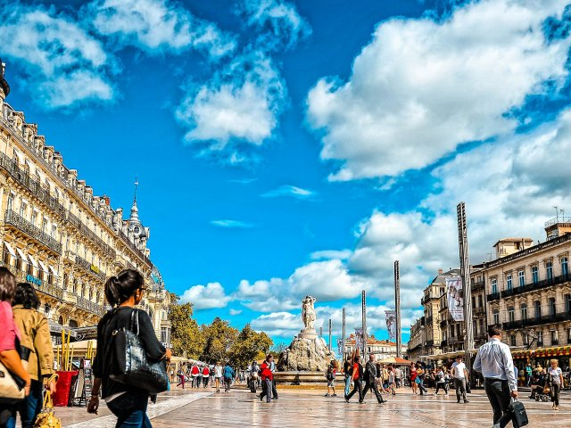 Onde ficar em Montpellier