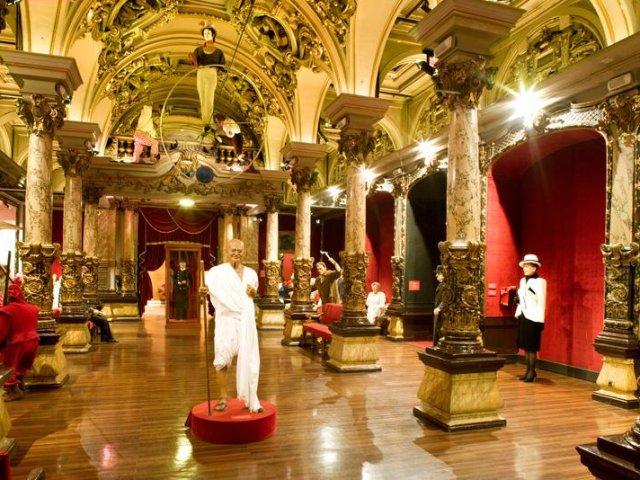 Museu Grevin em Paris