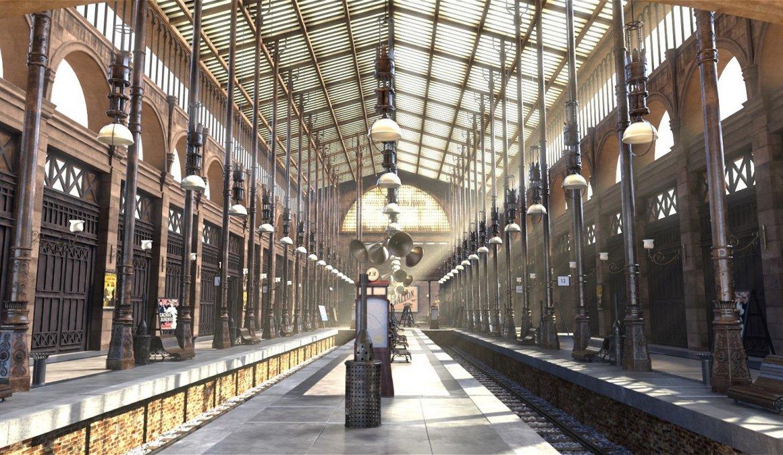 Viagem de trem de Rennes a Paris