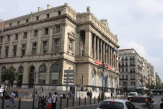 Centro de Marselha