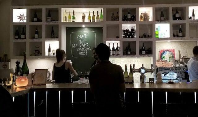 Café Les Mauvais Garçons em Lyon