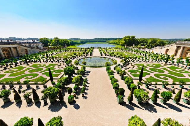 Jardins de Versalhes
