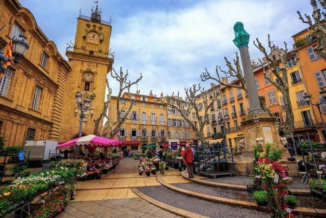 Le Quartier Mazarin