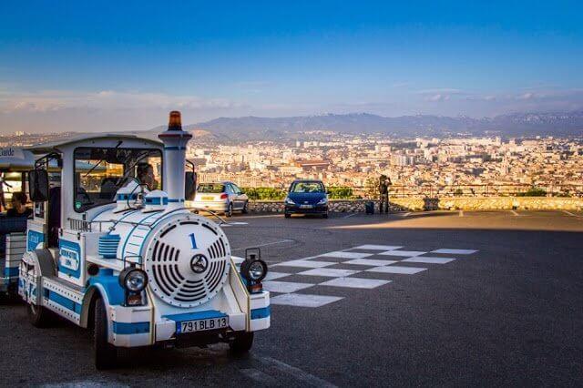 Como andar em Marselha