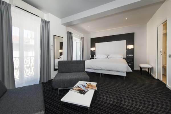Hotel acessível em Nice