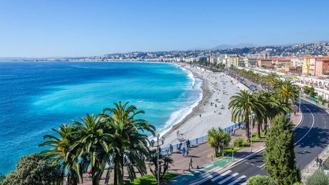 Promenadedes Anglais em Nice