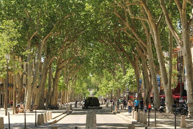 Passeios em Aix