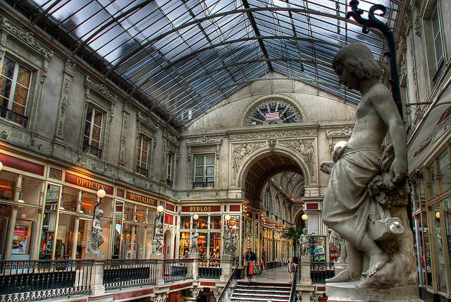 Galeria em Nantes