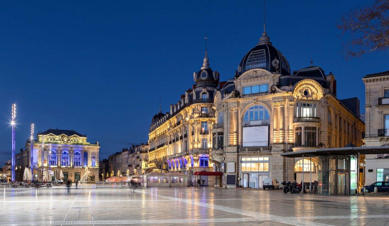 Roteiro de um dia em Montpellier