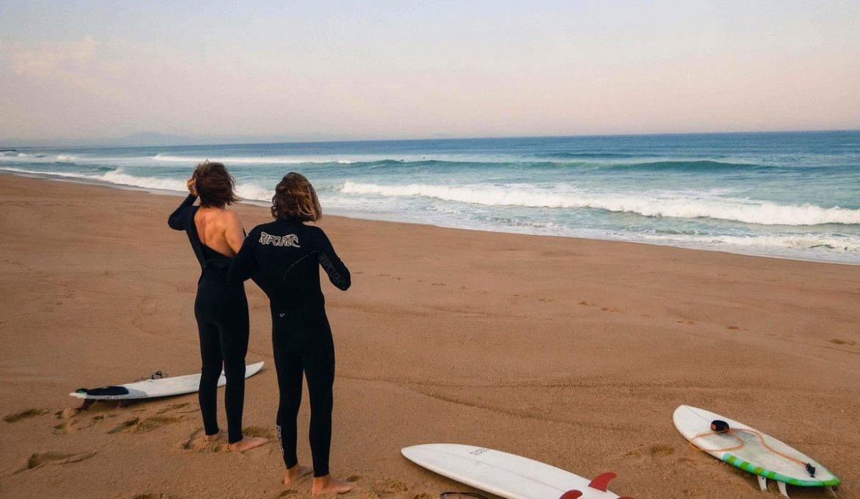 O que fazer no verão em Biarritz