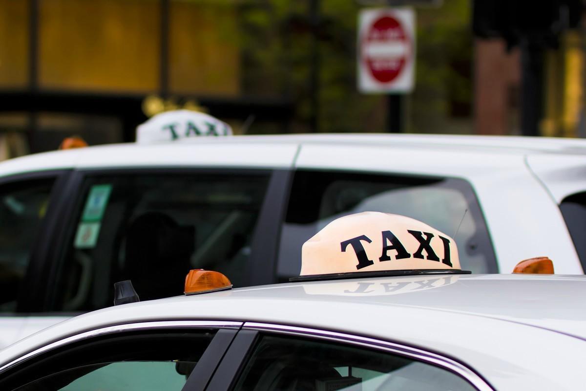 Táxi em Carcassonne
