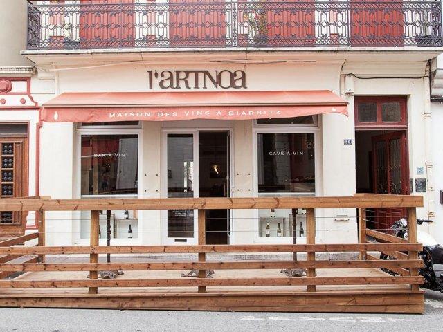 L'Artnoa em Biarritz