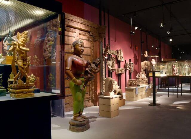 Museu de arte Asiática em Biarritz