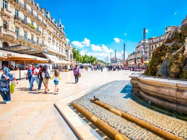 Passeios em Montpellier