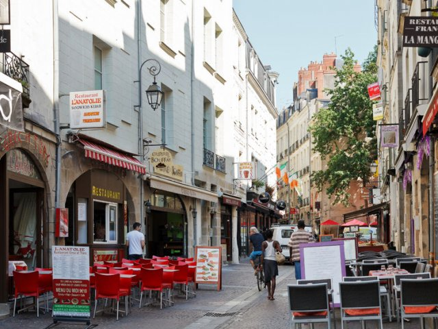 Onde ficar em Nantes