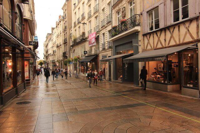 Bairros de Nantes