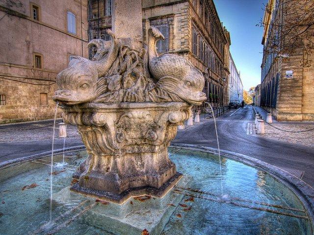 Le Quartier Mazarin em Aix