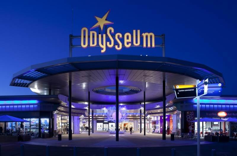 Odysseum em Montpellier