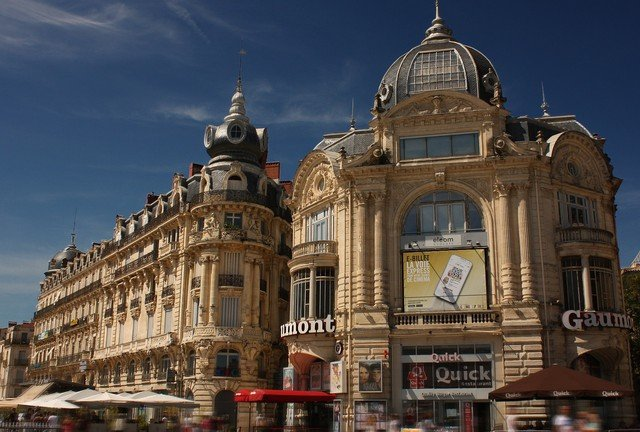Prédio em Montpellier