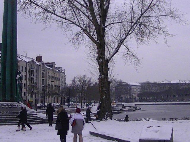 Temperaturas em Nantes