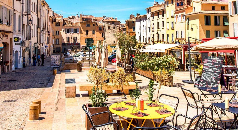 Onde ficar em Aix