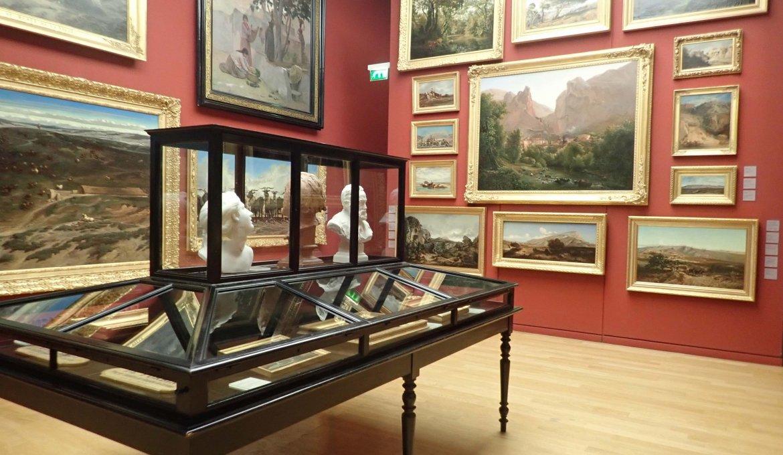 Quadros do Museu Granet