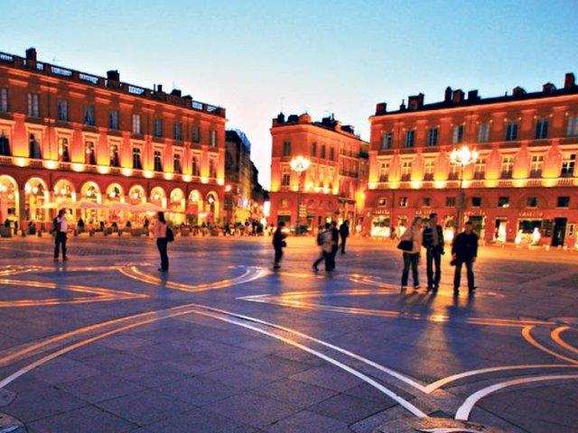 Clima e a temperatura em Toulouse