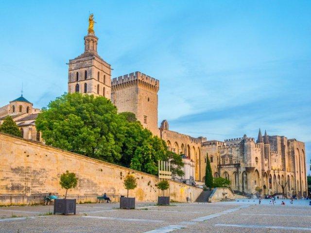 Roteiro de cinco dias em Avignon