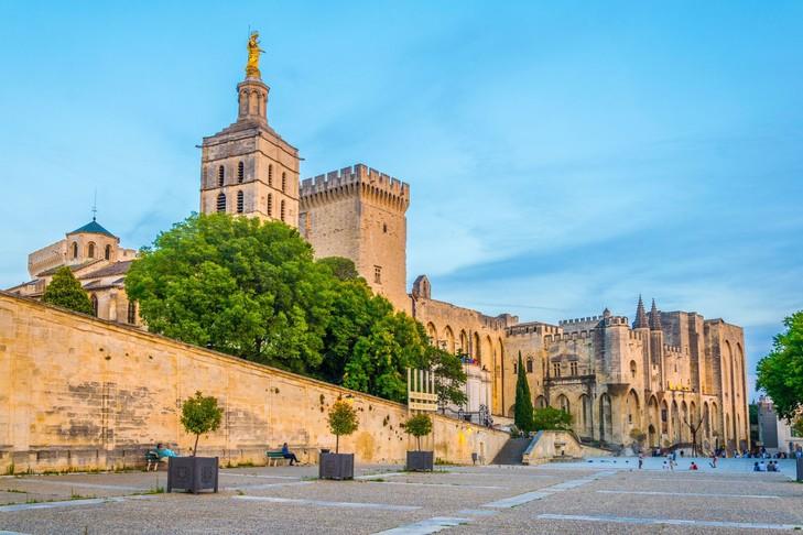 Avignon na França