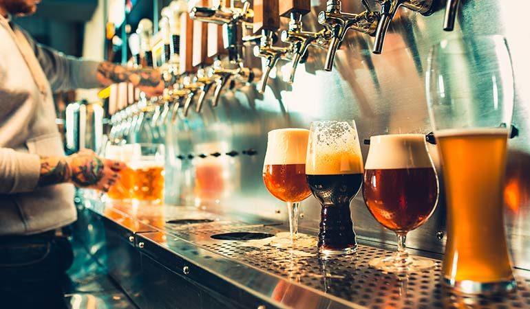 Bar em Avignon