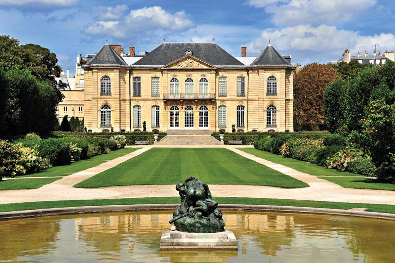 Museu Rodin em Paris