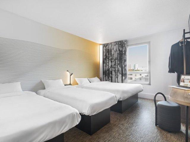 Quarto de hotel em Lyon
