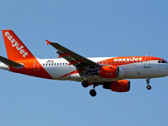 Avião em Lyon