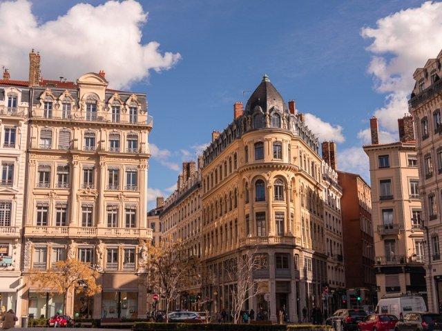 Remessas internacionais para Lyon