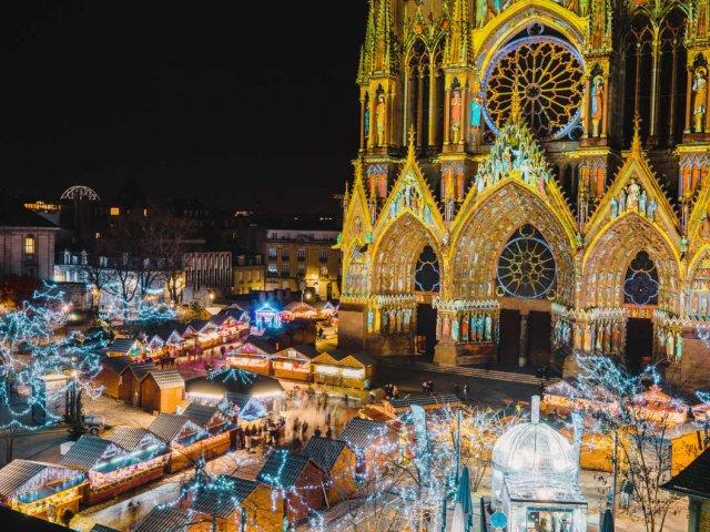 Melhores mercados de Natal da França