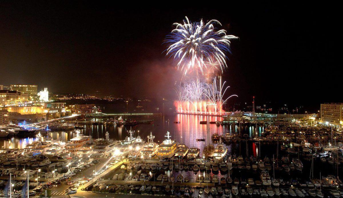 Ano Novo em Mônaco