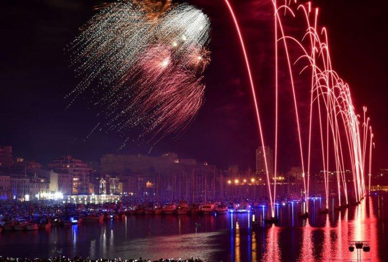 Ano Novo em Marselha