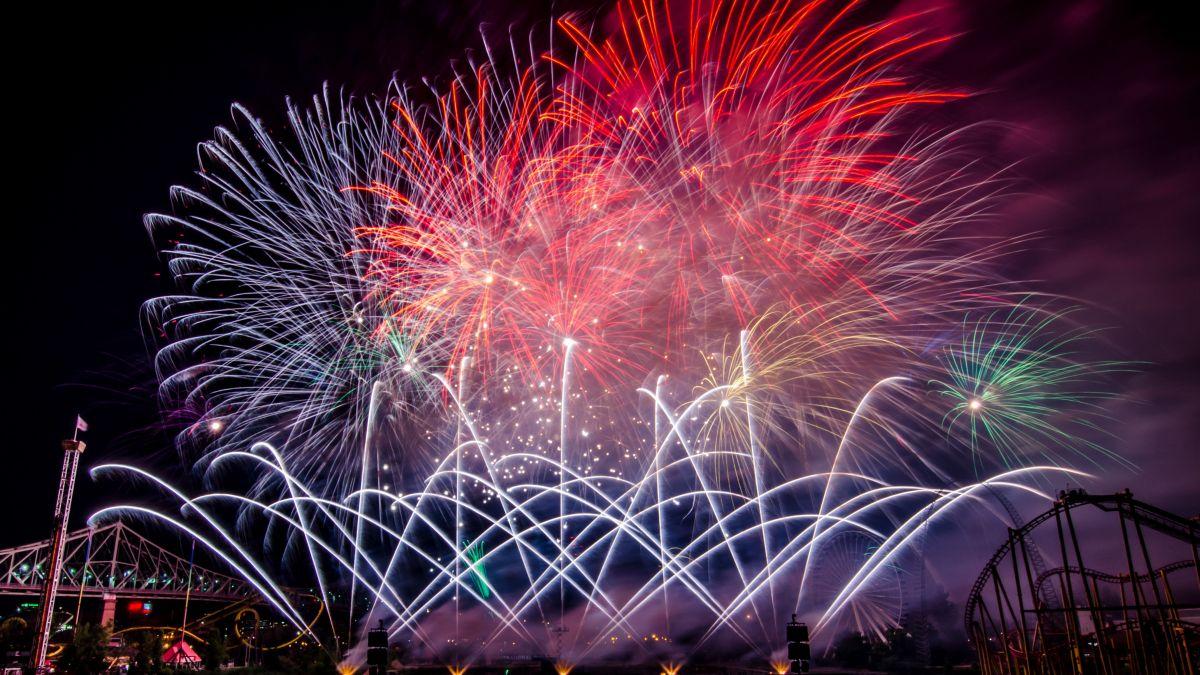 Ano Novo em Nantes