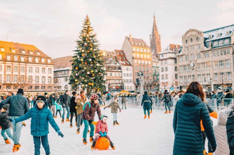 Mercado de Natal de Colmar