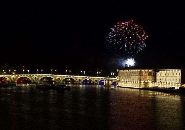 Ano Novo em Toulouse