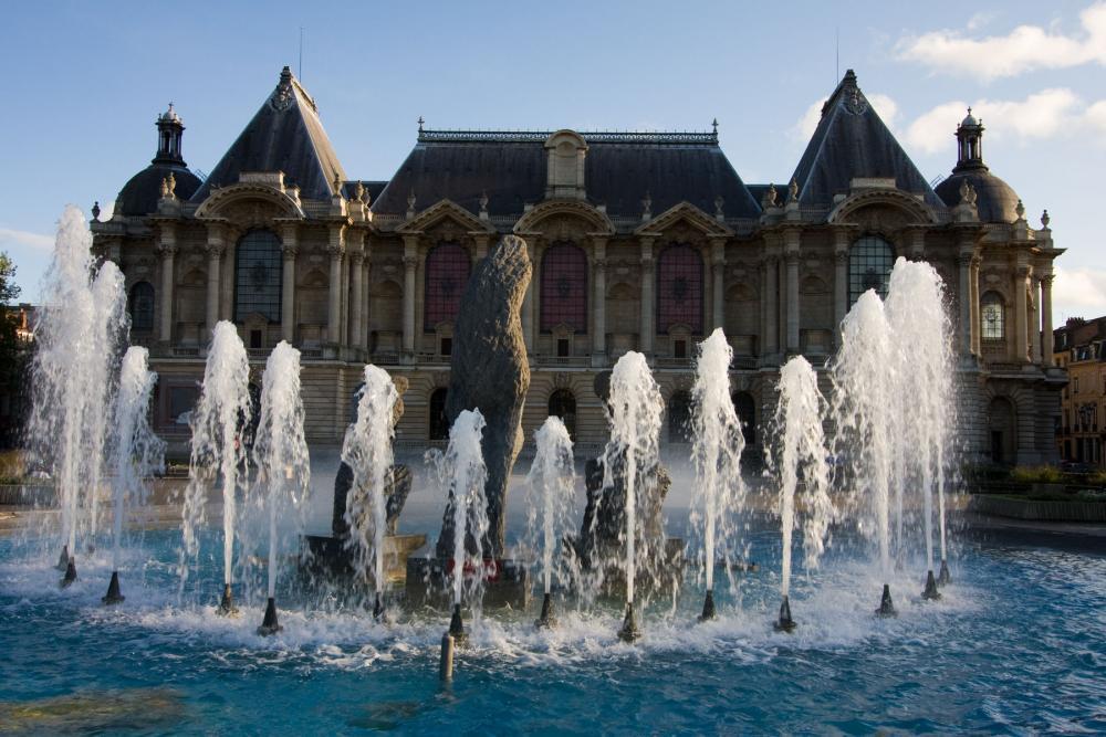 Palais des Beaux-Arts em Lille
