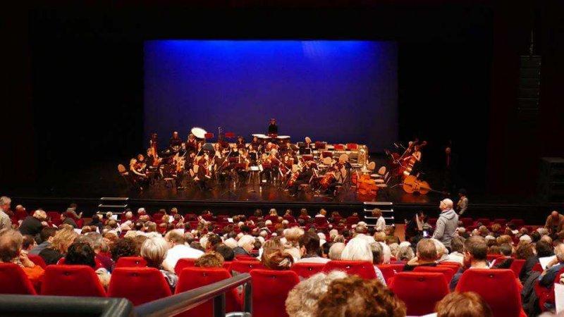 Show em Mônaco