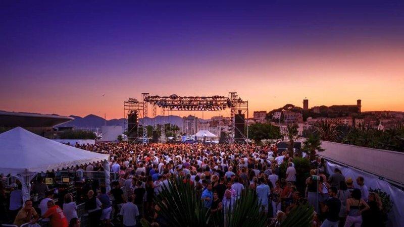 Show em Cannes