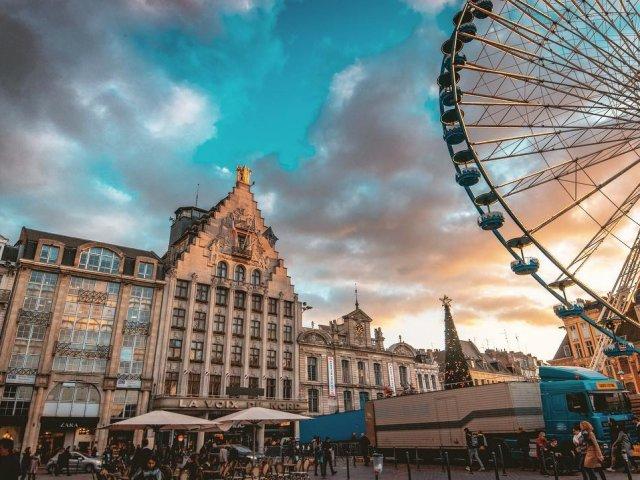 Onde ficar em Lille