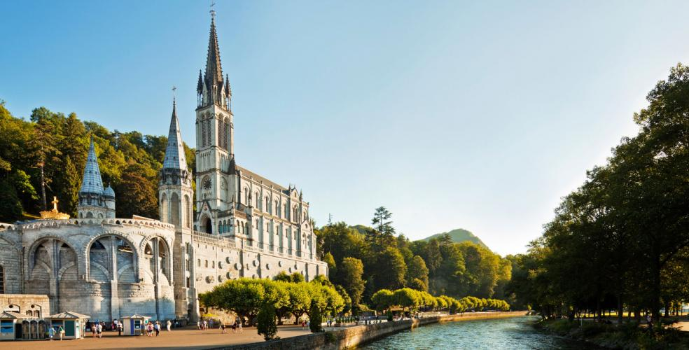 Clima e a temperatura em Lourdes