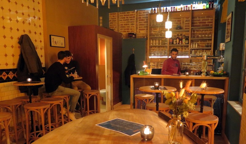 Bar Chez Paulette em Lille