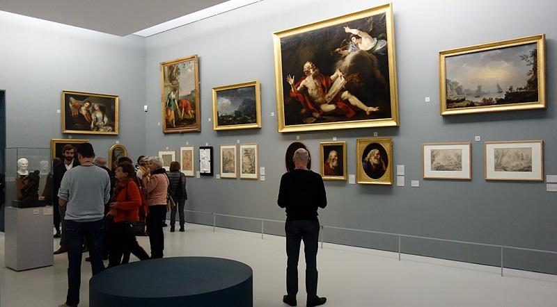 Sala do Museu Fabré