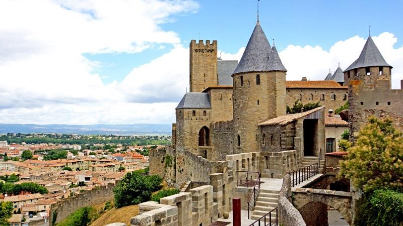 Roteiro de 1 dia em Carcassonne